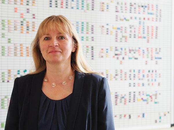 Rektorin Anne Dorothee Schmid