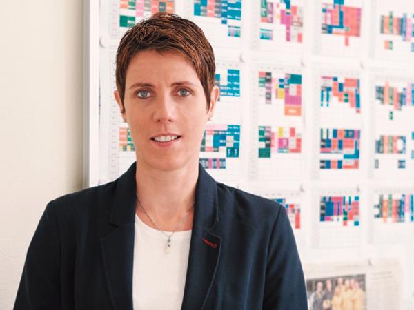 Konrektorin Daniela Laur
